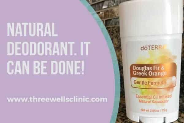 Natural Deodorant image 2