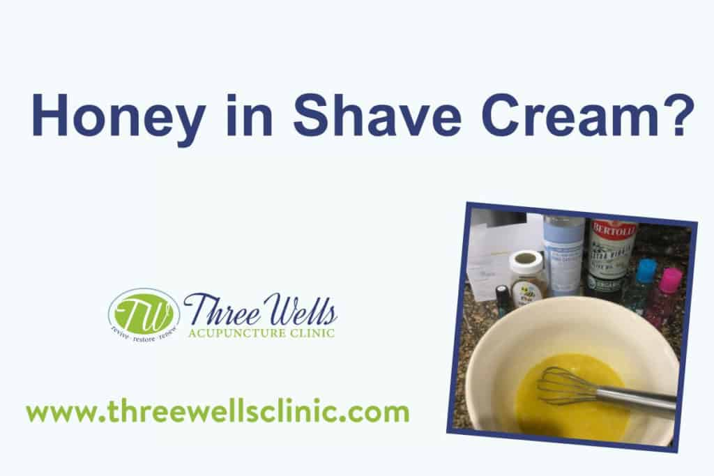 Homemade Shave Cream