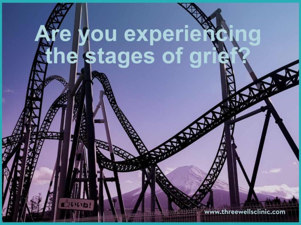 Grief Roller Coaster